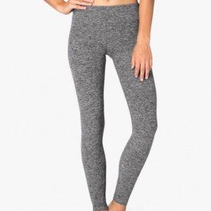 Beyond yoga space dye legging (grey)